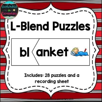 L-Blend Puzzles
