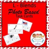 L-Blend Task Cards
