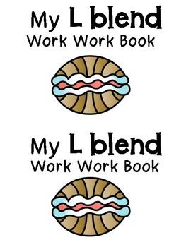 L Blend Word Work