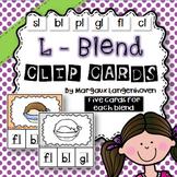 L-Blend clip cards