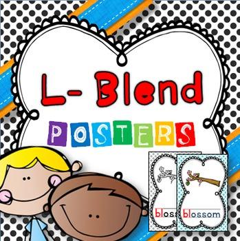 L - Blend posters