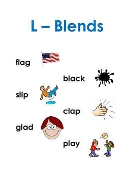 L - Blends