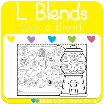 Dot a Blend: L Blends Candy    MMHS32