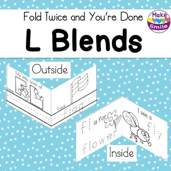 L Blends: Fold Twice and You're Done    MMHS32