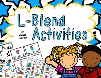 L-Blends Activities