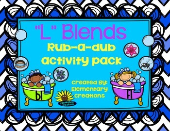 L Blends Activity Pack