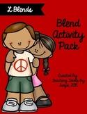 L Blends Activity Pack