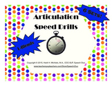 L-Blends Artic Speed Drill SET