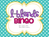 Blends Bingo - L-Blends Bingo