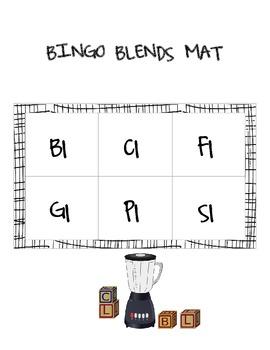 L Blends Bingo Fun
