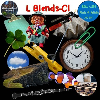 L Blends Clip Art Cl Blend Real Clips Digital Stickers Photo & Artistic