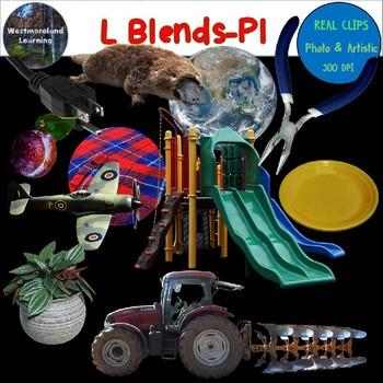 L Blends Clip Art PL Blend Real Clips Digital Stickers Photo & Artistic