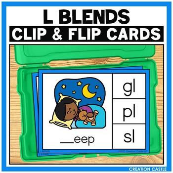 L Blends Clip Cards Center