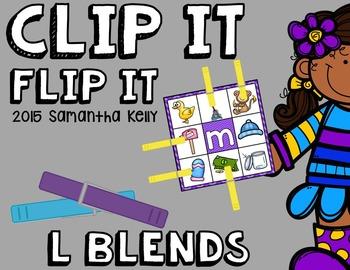 L Blends Clip and Flip Station