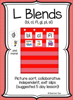 L Blends (Color & BW)