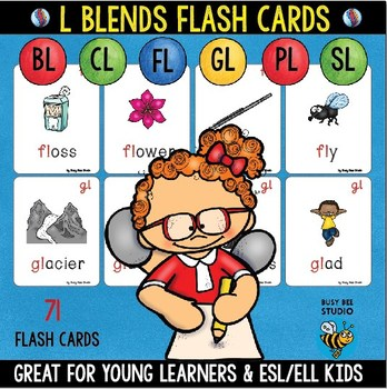L Blends Cards