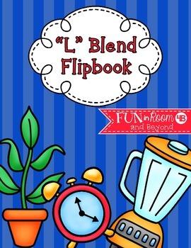 L Blends Flipbook