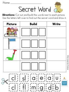L blends worksheets free