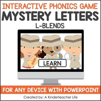 L-Blends Interactive Games