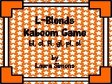 L-Blends Kaboom Game