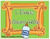 L Blends Literacy Center