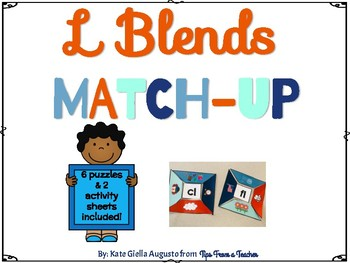 L Blends Match-Up Game