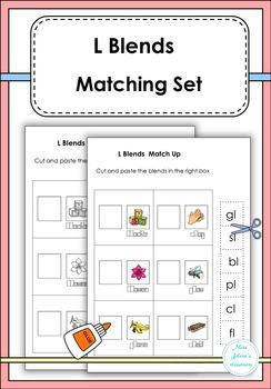 L Blends Matching Set