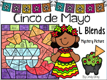 L Blends ~ Mystery Picture ~ Cinco de Mayo ~ Chips and Guacamole