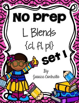 L Blends NO PREP