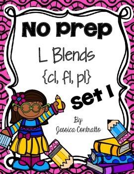 L Blends NO PREP