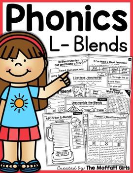 L-Blends NO PREP Packet