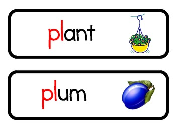 L Blends Pack pl, bl, fl, cl