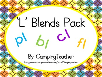 L Blends Pack pl, bl, fl, cl