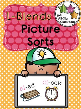 L-Blends Picture Sorts
