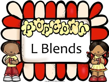 L Blends (Popcorn Theme)