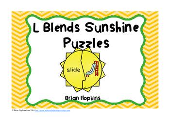 L Blends Puzzles Sunshines