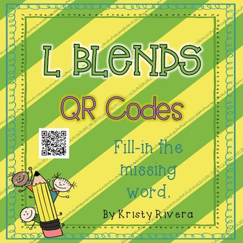 L Blends QR Codes