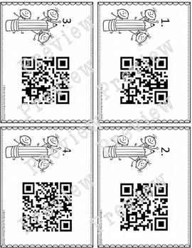 L Blends QR Codes