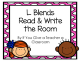 L Blends Read and Write the Room