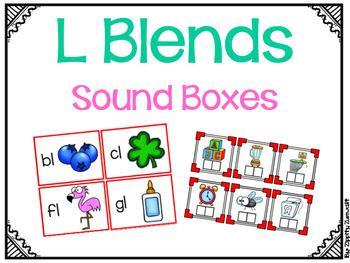 L Blends Sound Boxes