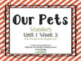 Wonders: Unit 1 Week 3 (L Blends)