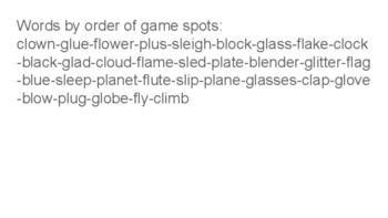 L Blends- Winter Edition