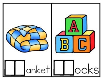 L Blends Write & Wipe--Literacy Center for Bl, Cl, Fl, Gl, Sl, and Pl Blends
