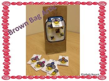 L Brown Bag Artic Activities