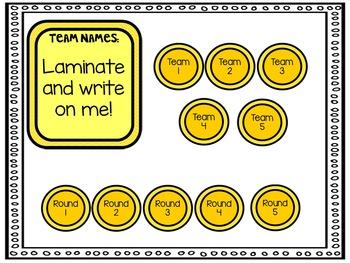 L.E.A.R.N. Math Workshop Rotation Board