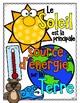 L'ÉNERGIE DANS NOS VIES • Science Big Ideas Grade 1