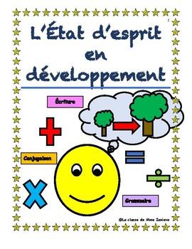 L'État d'esprit en développement/Growth Mindset
