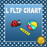 L Flip Cards: Articulation and Language Activities