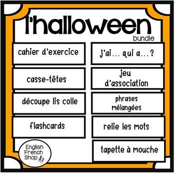 L'Halloween Activity Bundle
