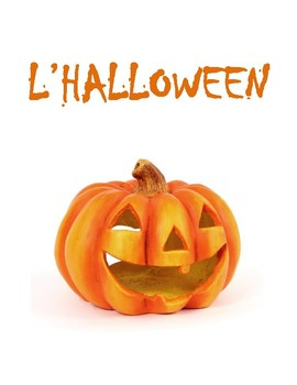L'Halloween - French Halloween Activities (Speaking, Reading)